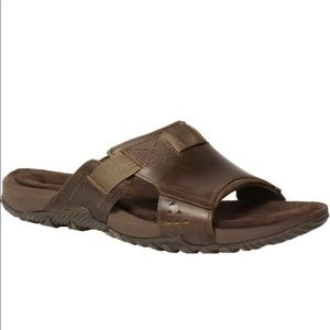 Merrell Terrant Slide Dark Earth Slide 13